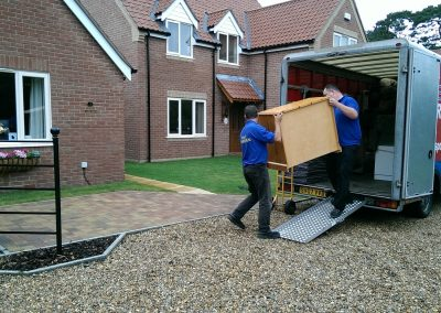 Removals and Storage Great Yarmouth