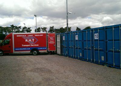 Storage near Norwich