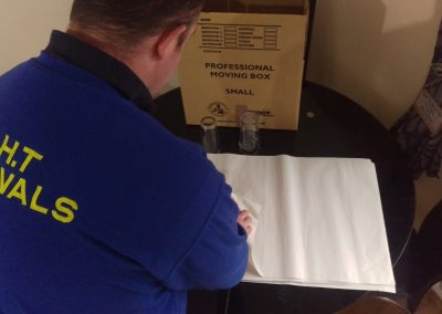 packing service in Norfolk