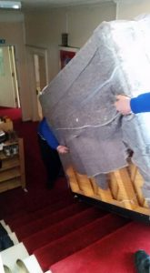 Piano removals in Norwich and Great Yarmouth