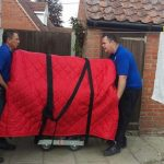an and Van Piano removal service Norwich Norfolk