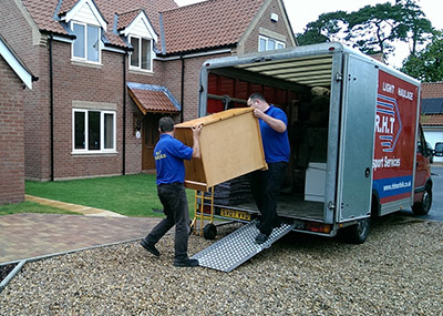 Removal service Great Yarmouth
