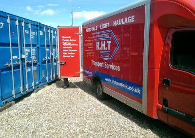 Storage Facility Norwich