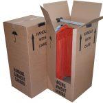 wardrobe boxes Norfolk