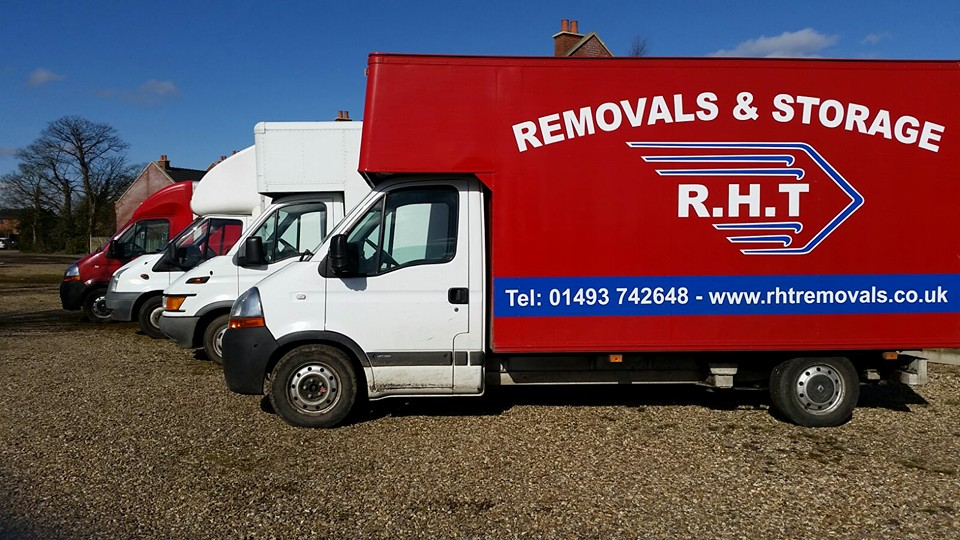 Caister on Sea removal and Storage service