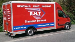 Gorleston man with a van removal service covering Norfolk